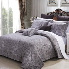Paris 3 Piece Duvet Cover Set