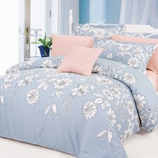 Blinda 4 Piece Duvet Cover Set