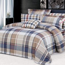 Cambridge 4 Piece Duvet Cover Set