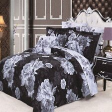 Oakwood 4 Piece Duvet Cover Set
