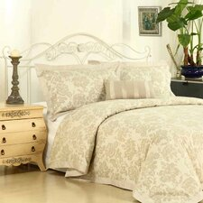 Yolanda 4 Piece Duvet Cover Set