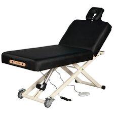 Adjustable Back Rest Electric Lift Massage Table