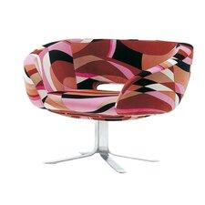 Rive Droite Swivel Club Chair