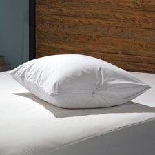 Stain Protection Zippered Pillow Encasement (Set of 2)