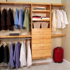 """84"""" Wide Closet System"""