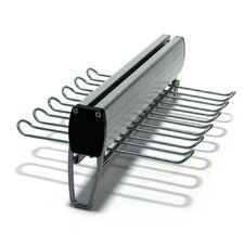 John Louis Home Under Shelf Mount Tie & Belt Rack