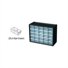 Parts-Station 25-Drawer Small Parts Organizer