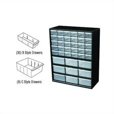 Parts-Station 39-Drawer Small Parts Organizer