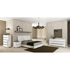 Vivente Panel Customizable Bedroom Set