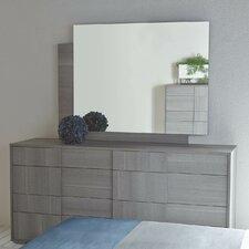 Vivente 8 Drawer Dresser with Mirror