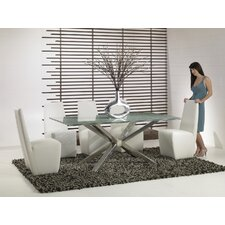 Tiffany Dining Table Base in White