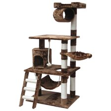 "62"" Mittens Cat Tree"