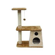 "32"" Furniture Cat Tree"