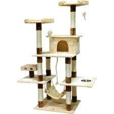 "70"" IQ Box Cat Tree"