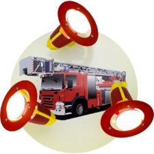 Wandstrahler 3-flammig