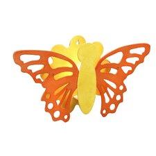 Wandleuchte 1-flammig Schmetterling