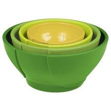 Vibe 4 Piece Prep Bowl Set