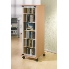 Valenza Multimedia Storage Rack