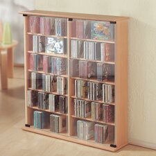 Roma Multimedia Storage Rack