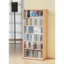Vostan Multimedia Storage Rack