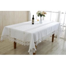 Glory Embroidered Oblong / Rectangle Tablecloth
