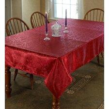European Floral Tablecloth