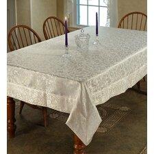 Princess Damask Vintage Tablecloth