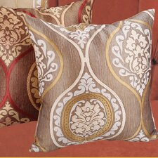 Milano Arts Jacquard Decorative Pillow Cover