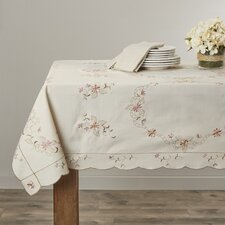 Renaissance Embroidered Tablecloth