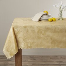 European Rose Tablecloth