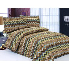 French Multi Weaves Luxurious Duvet Set