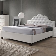 Montego Upholstered Panel Bed