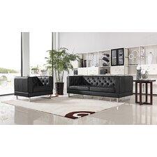 Palomar 2 Piece Sofa and Chair Set