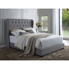 Southampton Upholstered Panel Bed
