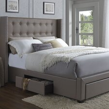 Savoy Storage Platform Bed