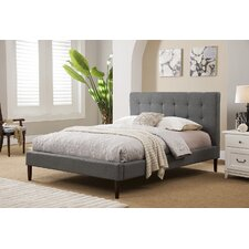 Hyland Queen Upholstered Platform Bed