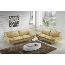 Rexford Sofa and Loveseat Set