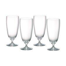 Vintage Iced Beverage Glass (Set of 4)
