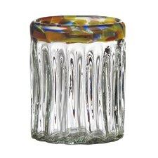 Festival Optic Double Old Fashion Glass (Set of 4)