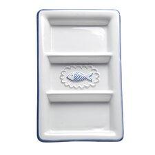 San Remo Ceramic Divided Serving Dish