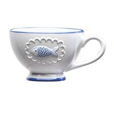 San Remo Ceramic Latte Mug (Set of 4)