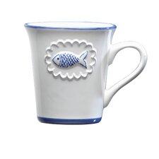 San Remo Ceramic 12 Oz. Mug (Set of 4)