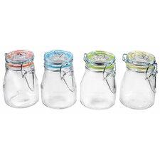 Rainbow Spice Jars Assorted (Set of 12)