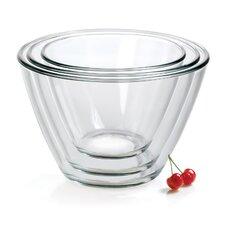 Contemporary Serving Bowl 3 Piece Set