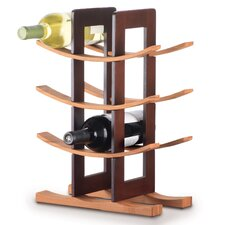 Home 12 Bottle Tabletop Wine Rack