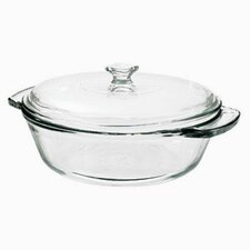 2-qt. Round Casserole (Set of 3)