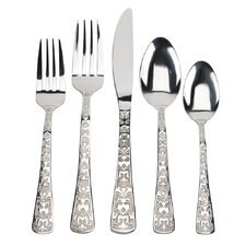 20 Piece Nadira Flatware Set