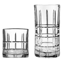Manchester 16 Piece Drinkware Set