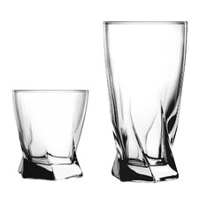 Sybil 16 Piece Drinkware Set