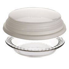 Pie Dish with Cover